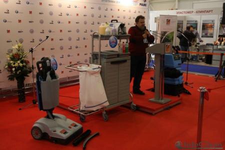 деловая программа CleanExpo Moscow 2014