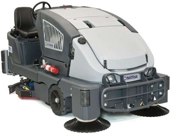 гибридная машина CS7000 от Nilfisk