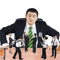 Шесть типов работников или Бедный-бедный шеф