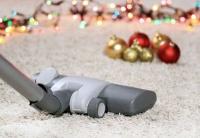 Новогодние советы: химчистка в домашних условиях